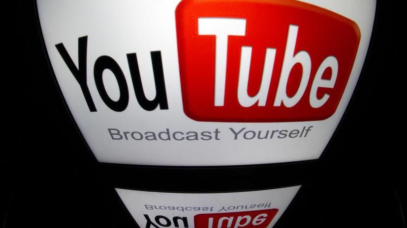 YouTube заблокировал прямые трансляции канала «RT на русском» по требованию украинцев