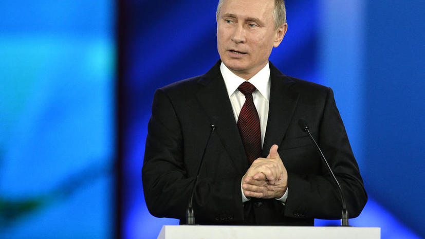 СМИ: Россия и Владимир Путин одерживают верх в пиар-войне
