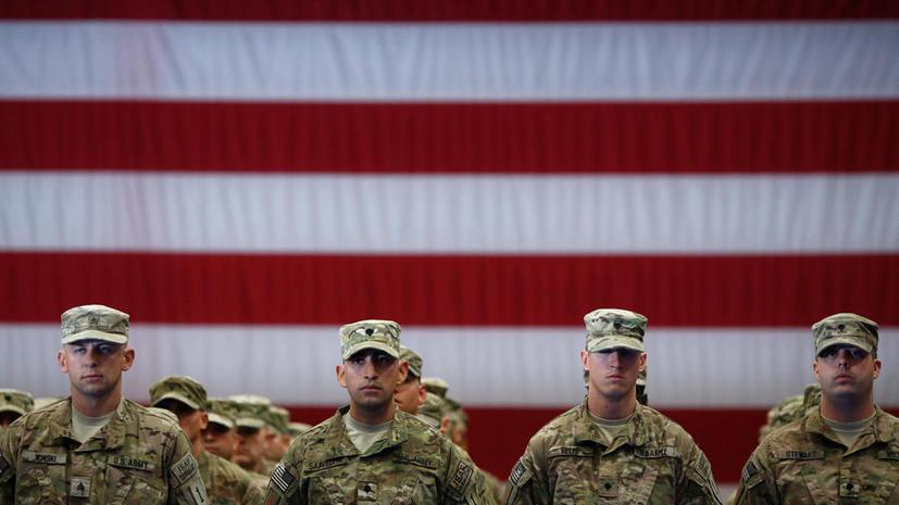 Случаи сексуального насилия в армии США увеличились на 50% в 2013 году