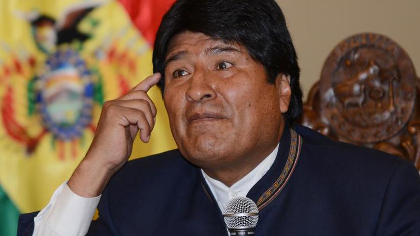 В Боливии разрешили сбивать самолёты с наркотиками на борту