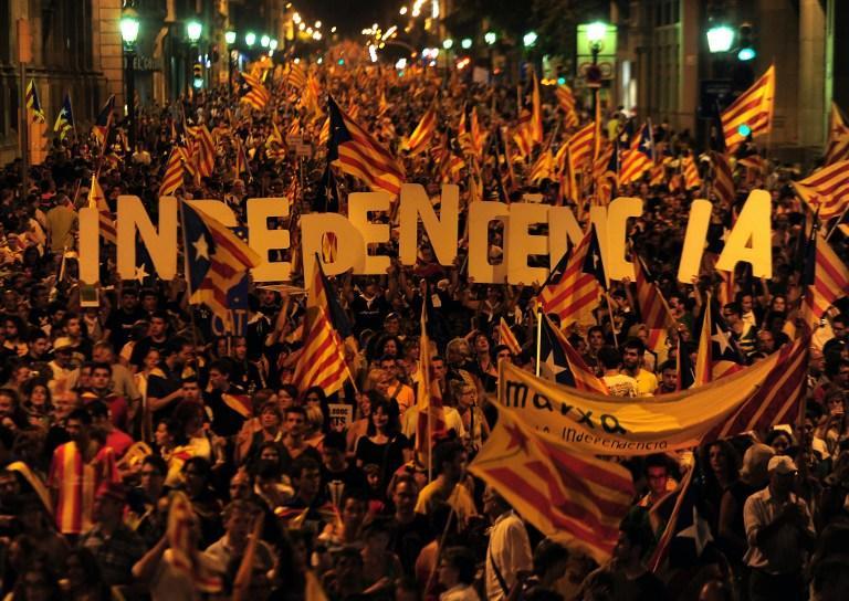 Верховный суд Испании признал референдум о независимости Каталонии неконституционным