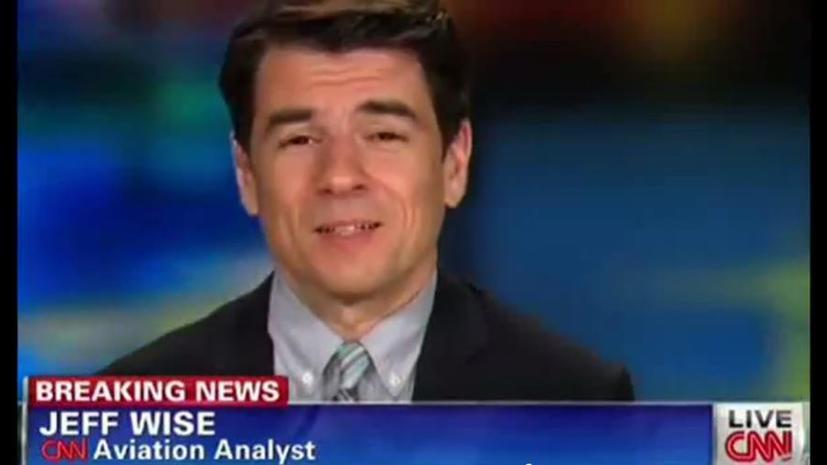 СМИ: Главным экспертом CNN по пропавшему Boeing 777 был конспиролог