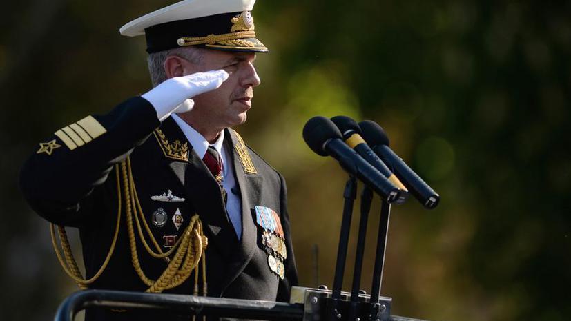 Севастополь отмечает День Победы парадом морской и авиационной техники