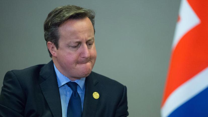 Британские СМИ: Дэвид Кэмерон пририсовал в Photoshop «умеренных» оппозиционеров на карте Сирии