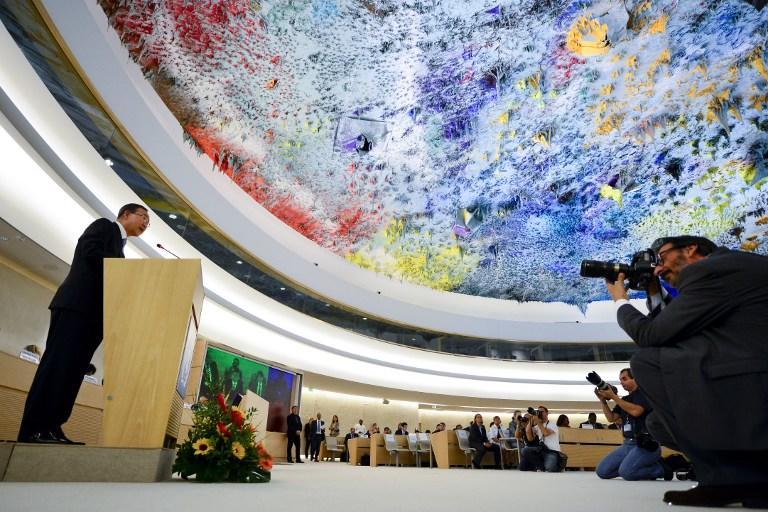 Россия вновь стала членом Совета по правам человека ООН