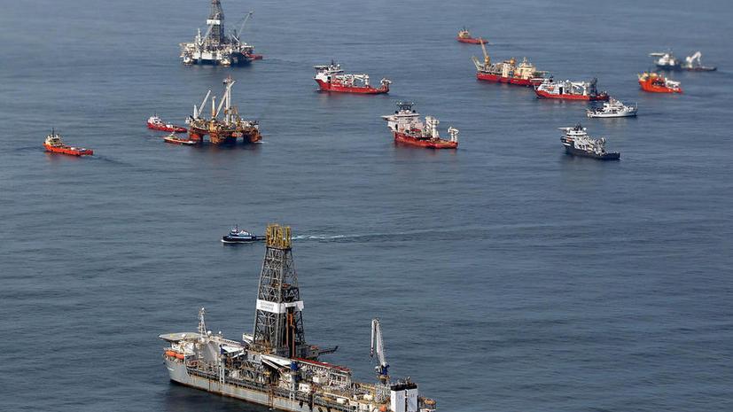Экс-менеджер получил тюремный срок за уничтожение улик о разливе нефти в Мексиканском заливе