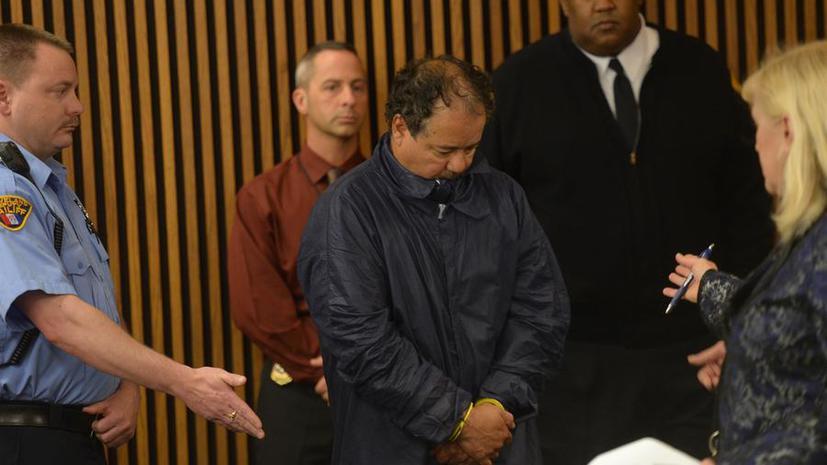 «Кливлендскому насильнику» предъявили почти тысячу новых обвинений