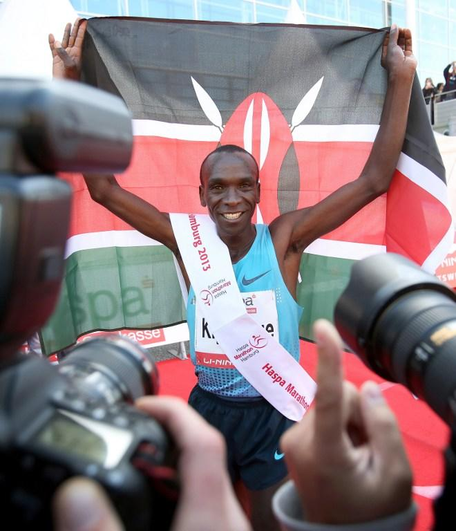 Кенийский бегун установил новый рекорд на марафоне в Гамбурге