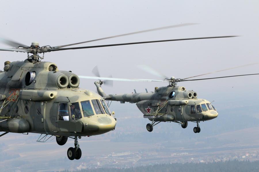 Пентагон отказался от закупки российских вертолётов на фоне споров по Сирии