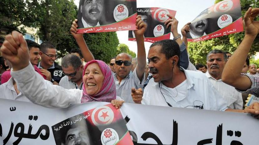 В Тунисе задержан подозреваемый в убийстве лидера оппозиции