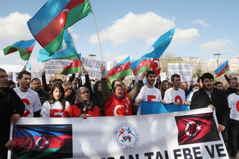 Азербайджанские радикалы пригрозили «принять меры» против русских в Баку