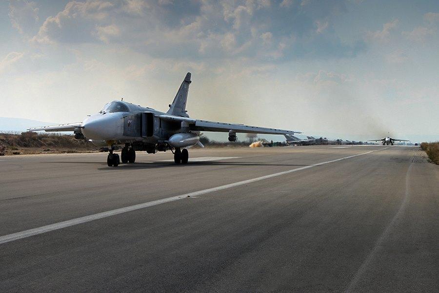 ВКС РФ нанесли удары по 60 объектам «Исламского государства» и уничтожили 19 командных пунктов