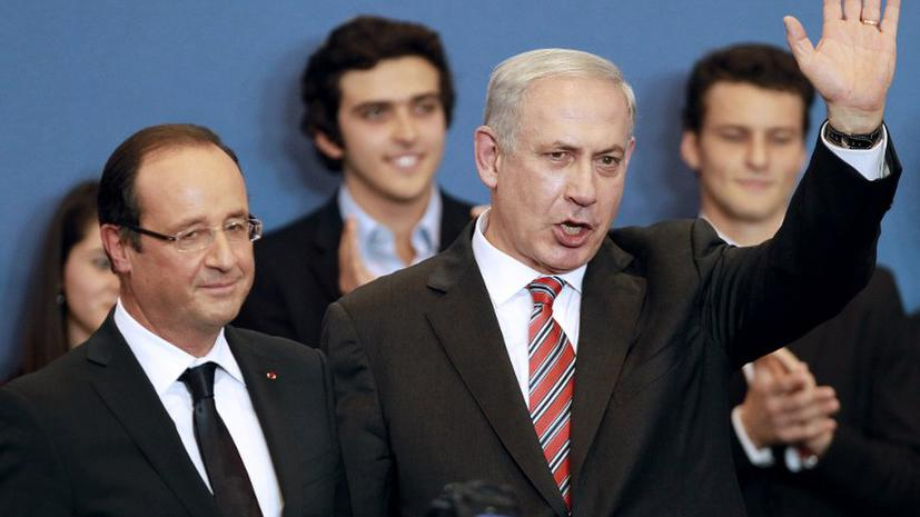 Олланд: Нетаньяху «одержим» иранским вопросом