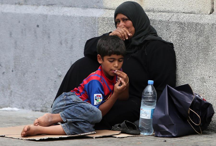 Ливан оказался на грани кризиса из-за наплыва сирийских беженцев