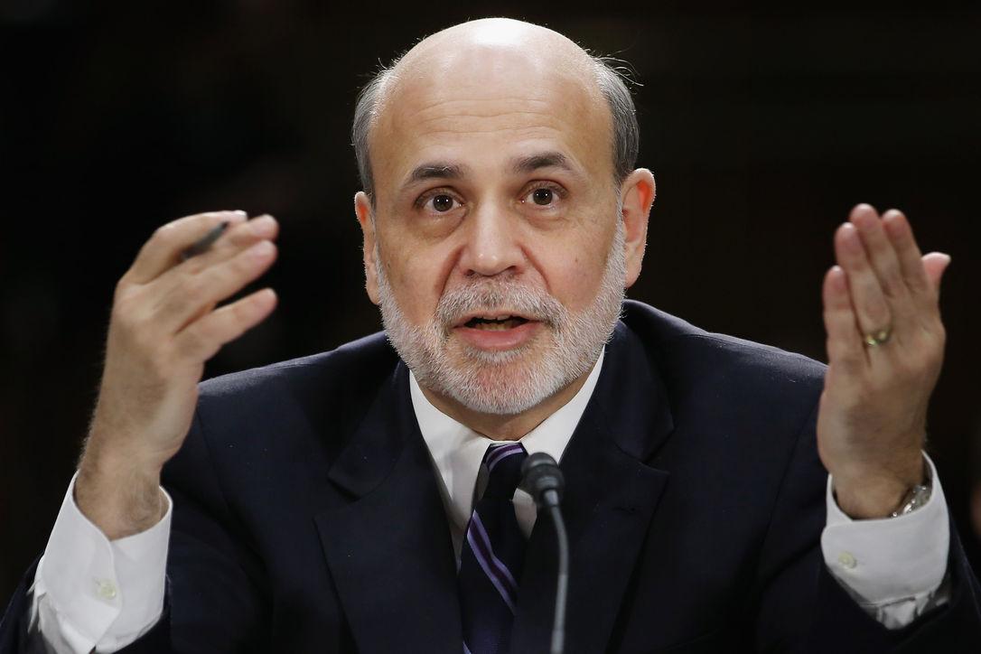 Эксперты: Бернанке обеспечит Федрезерву США потери в $500 млрд