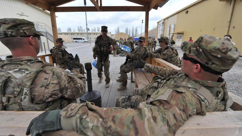 Американских солдат «успокаивают», подсаживая на наркотики