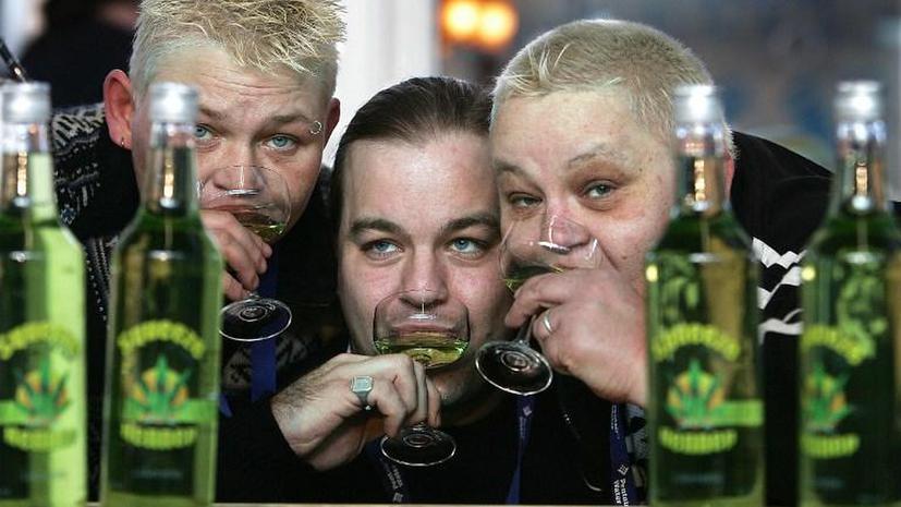 В Эссене за уборку улиц алкоголикам заплатят пивом