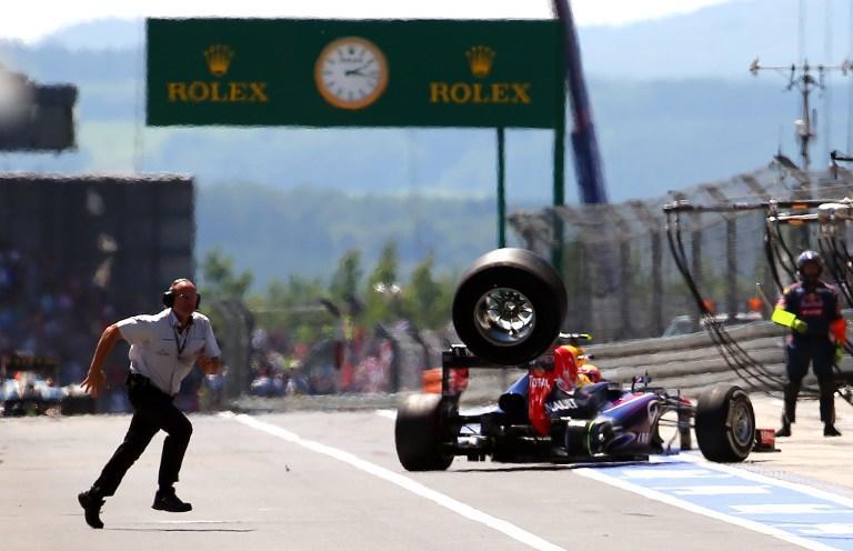 Журналистам запретят находиться в зоне обслуживания болидов «Формулы-1»