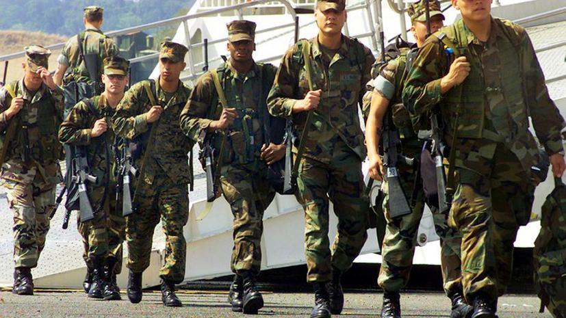 В Японии американским военным запретили выпивать в общественных местах