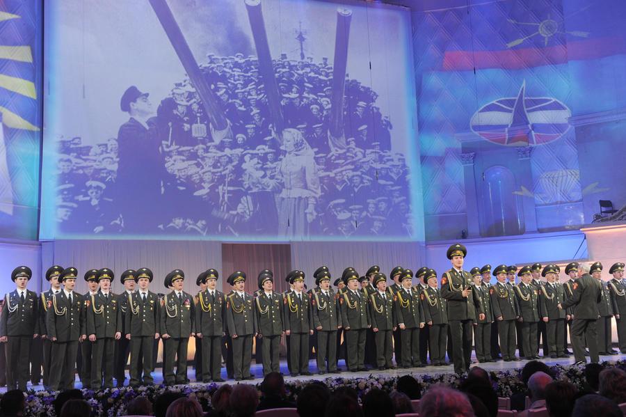 На «Евровидение-2014» может поехать солист из Минобороны