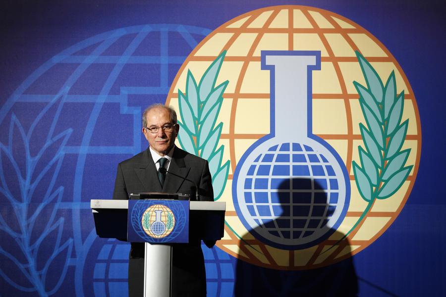В Сирии совершено нападение на сотрудников миссии Организации по запрещению химического оружия