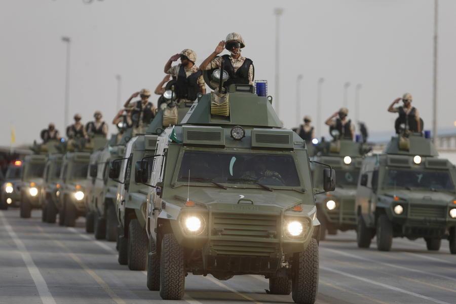 Guardian: Тысячи саудовских спецназовцев могут быть направлены в Сирию в сотрудничестве с Турцией