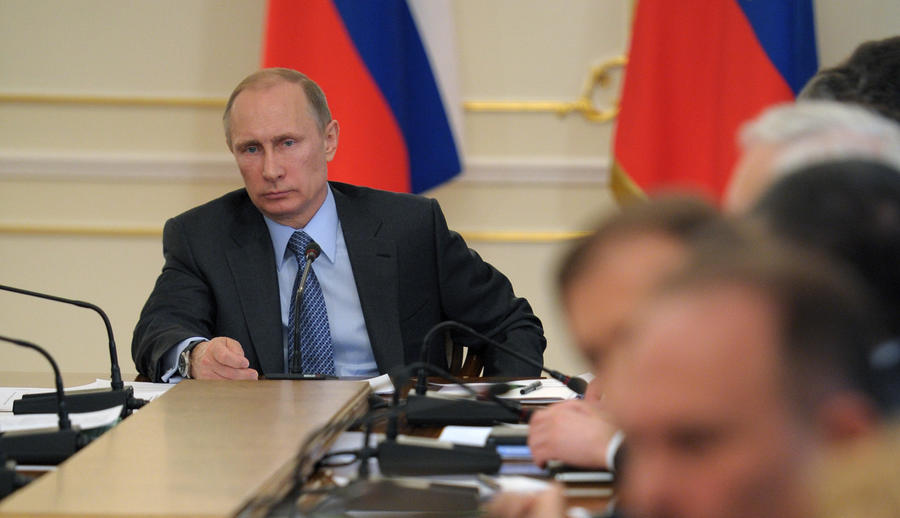 Владимир Путин подписал распоряжение о признании в России воинских званий и дипломов украинских военных