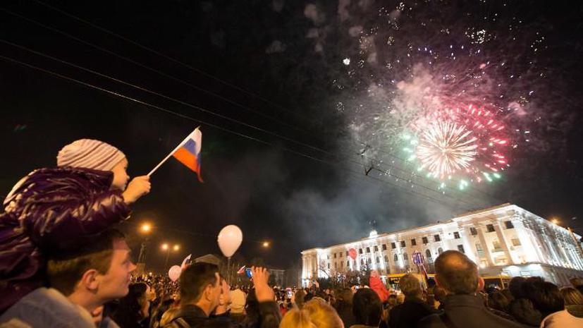 Опрос: Россия возвращает себе прежний статус великой державы