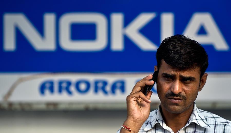 Размер штрафов компании Nokia в Индии превысил 3 миллиарда долларов