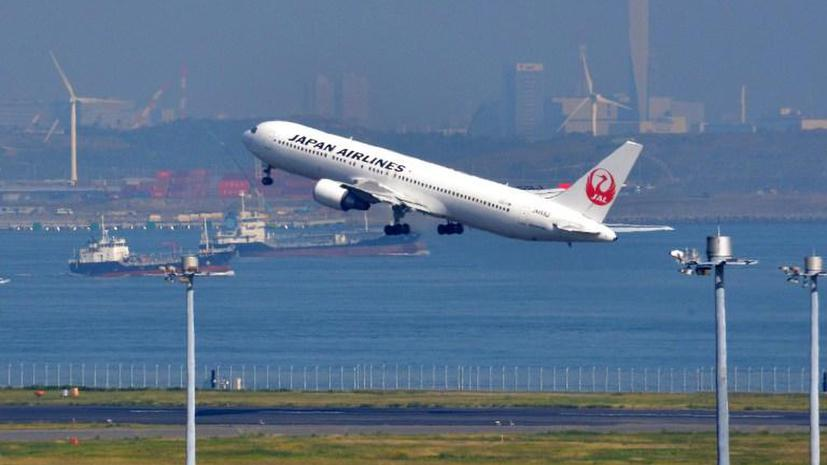Две японские авиакомпании отказались подчиняться новым китайским правилам