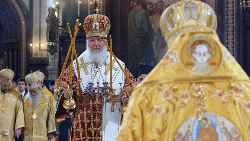 Патриарх: Россия, как и при князе Владимире, вновь должна найти нравственный идеал