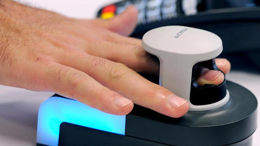 В России появится единая база отпечатков пальцев