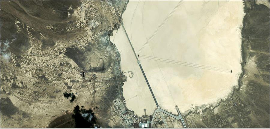 ЦРУ подтвердило существование секретного полигона «Зона 51»