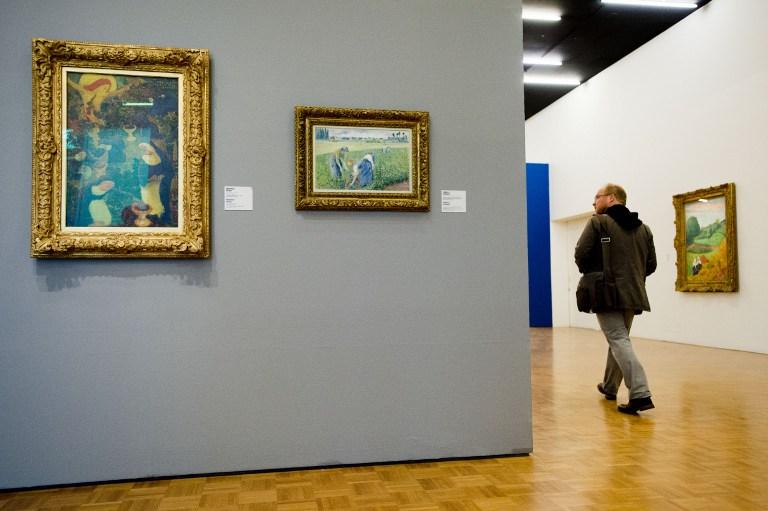 Найдена похищенная 25 лет назад картина Анри Матисса