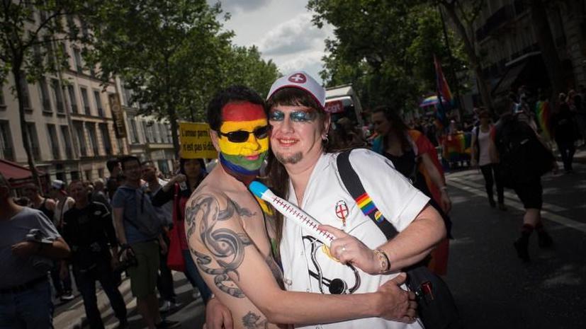 Американские консерваторы одобряют российский закон о запрете гей-пропаганды