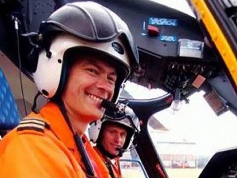 За штурвалом рухнувшего в Лондоне вертолета находился пилот Джеймса Бонда
