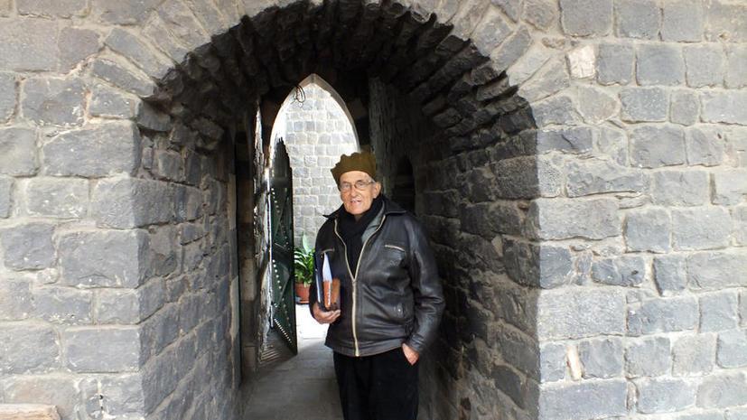Убитый в Хомсе голландский священник добровольно отказался от эвакуации