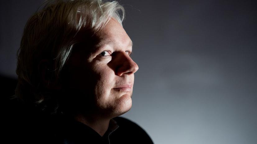 Ассанж: Приказ блокировать пожертвования WikiLeaks был дан из США