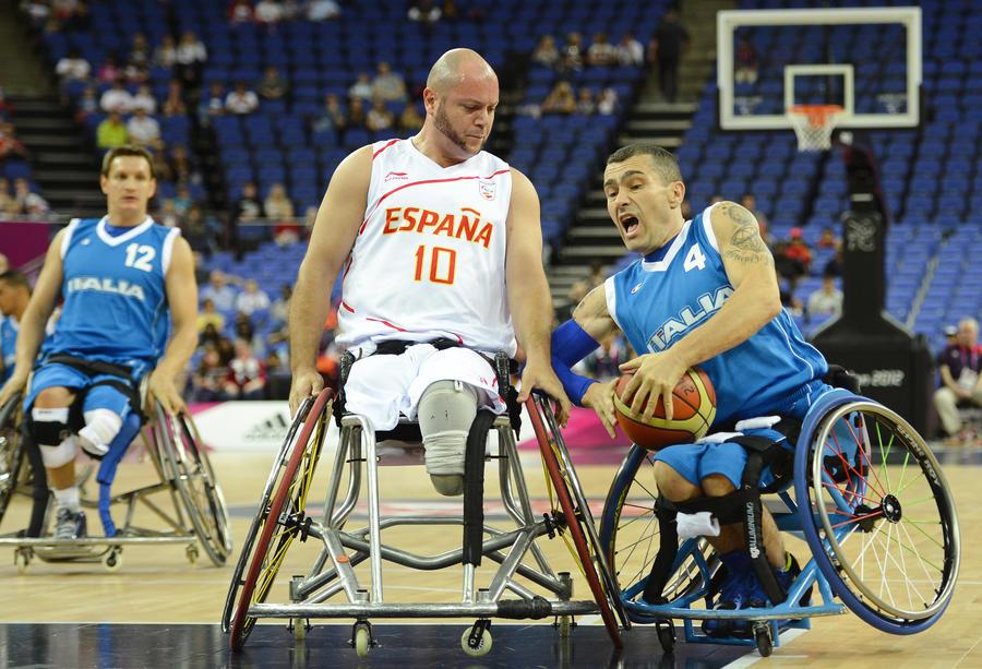 Паралимпийские чемпионы из Испании оказались умственно здоровыми людьми