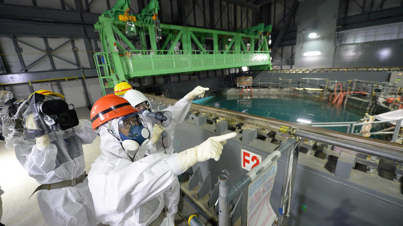 Для работы на опасных участках «Фукусимы» привлекают людей, доведённых до отчаяния