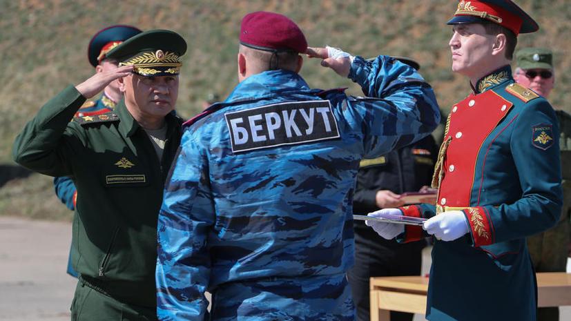 Олег Царёв: МВД Украины предлагало сотрудникам «Беркута» $100-200 тыс. за возвращение на службу