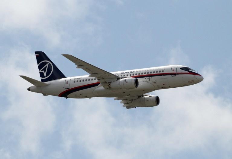 Сразу два самолёта Sukhoi Superjet 100 прервали рейсы из-за технических проблем