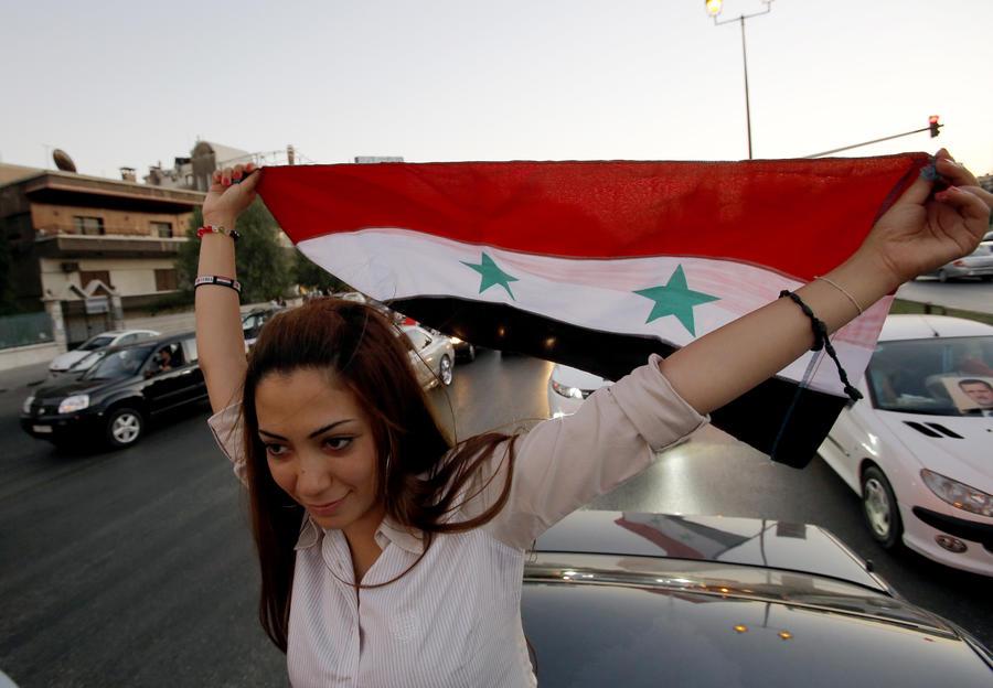 Конвенция о запрещении химического оружия вступит в силу в Сирии 14 октября