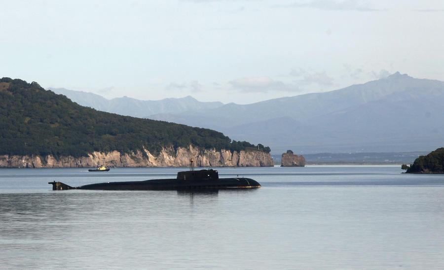Шотландцы уверены, что поймали в рыболовные сети российскую подлодку