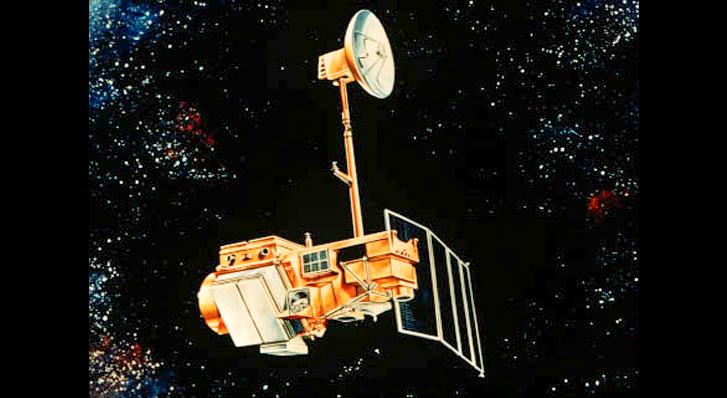 Американский спутник-ветеран уйдет на покой