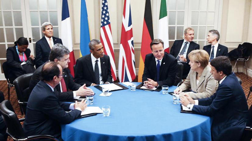 Эксперт: Украину не примут в НАТО ни при каком раскладе