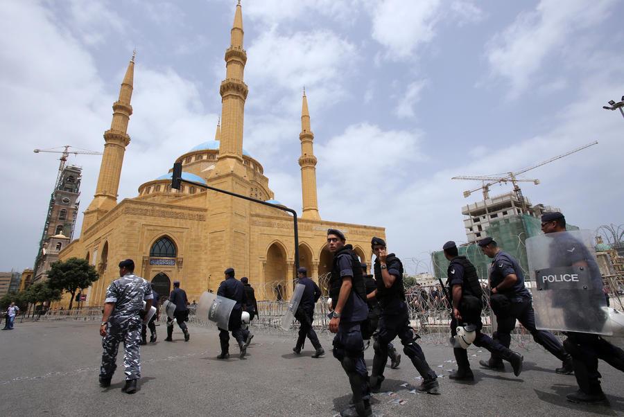 Ливан оказался на грани гражданской войны