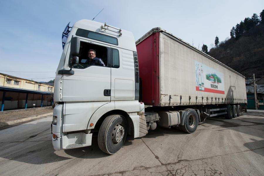 Штраф для грузовиков без ТО возрастёт до 15 млн рублей