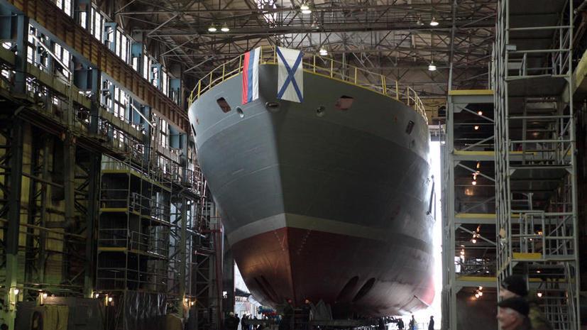 Военно-морской флот РФ получит до конца года более 50 новых кораблей