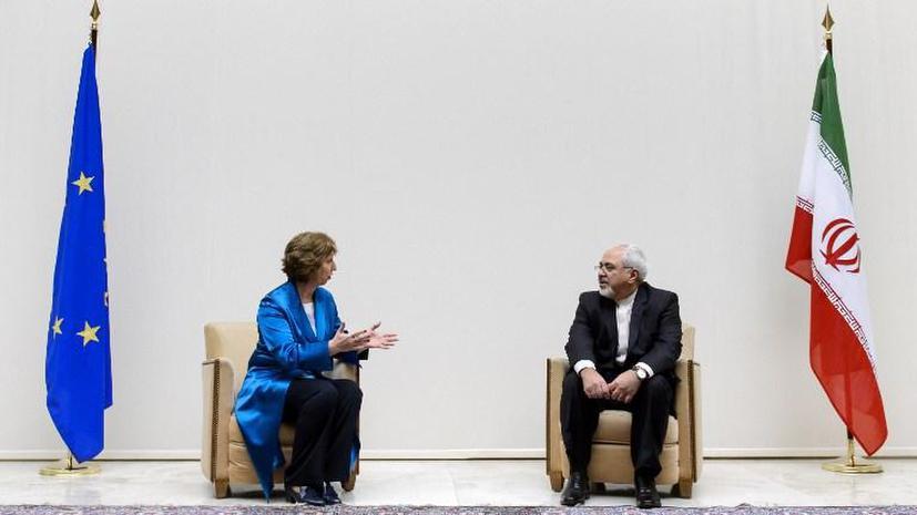 Вопрос иранской ядерной программы может решиться политическим путём